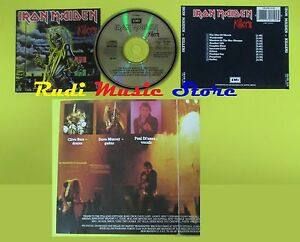 CD-IRON-MAIDEN-Killers-1981-germany-AUTOGRAFO-SIGNED-PAUL-DI-039-ANNO-Xs11-lp-mc-dvd