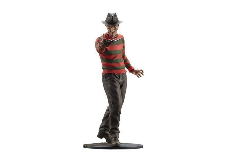 Frojody Krueger Artfx 1 6 Escala Estatua – una pesadilla en Elm Street 4  el sueño M