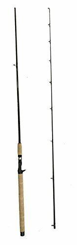 Kufa Sports IM8 graphite 2-Pièces Saumon Truite Bait Casting Fishing Rods