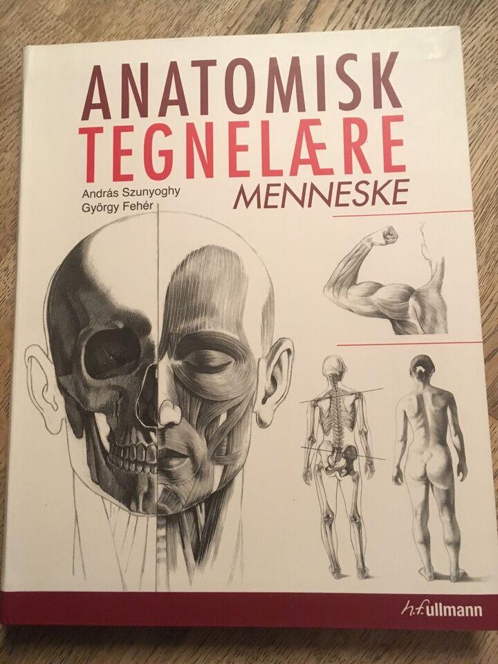 Anatomisk tegnelære - menneske, András Szunyoghy, emne: