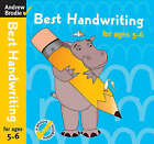 Best Handwriting for Ages 5-6 by Andrew Brodie (Paperback, 2007)