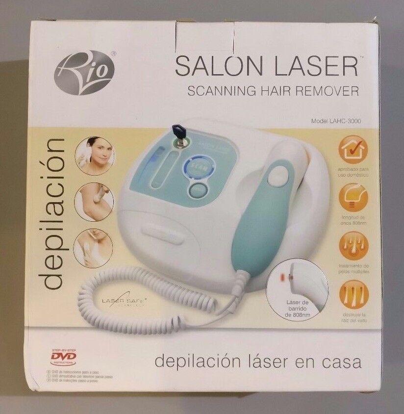 Salon Laser Scanning Hair Remover -LAHC-3000 NUEVO
