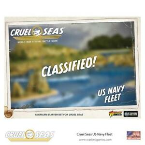 Details about US NAVY FLEET - WARLORD GAMES - WORLD WAR 2 NAVAL GAME -  SHIPPING NOW