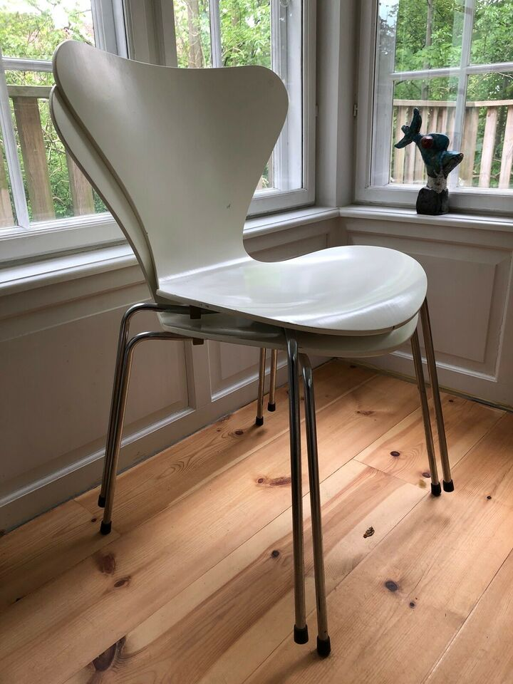 Arne Jacobsen, stol, 7'er – dba.dk – Køb og Salg af Nyt og Brugt