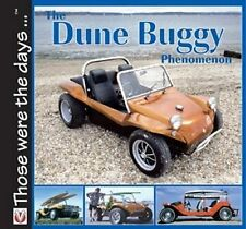 THE DUNE BUGGY PHENOMENON - THOSE WERE THE DAYS Beach Buggy Book  jm