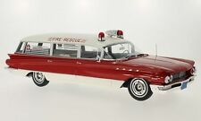 Buick Flxible Premier, rot/weiss, Ambulance, 1:18, BoS-Models