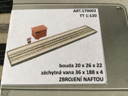 Igra Model Railway Like Hornby 170002 Zbrojeni Naftou  TT Scale 1:120