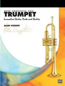 New-Concepts-for-Trumpet-Innovative-Etudes-Duets-and-Studies-Paperback-by