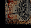 miniature 3 - 1913/1914 CHINA JUNK $1 STAMP WITH INTERESTING MULTILINGUAL CANCEL