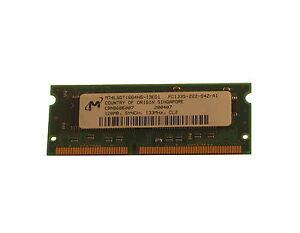 Cisco Third Party Memory MEM1841-128D 128MB for Cisco 1841
