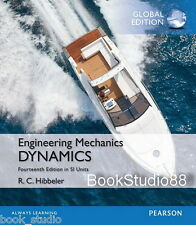 Engineering Mechanics : Dynamics by Russell C. Hibbeler (2015, Hardcover)