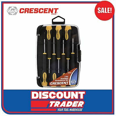 Crescent Screwdriver Set Precision 7 Piece - CPSD7