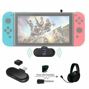 GuliKit-Route-PRO-Bluetooth-Transmitter-Compatible-Nintendo-Switch-with-Voice