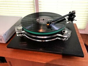 NEW-SRM-TECH-AZURE-SUPERB-DIY-TURNTABLE-USING-REGA-PARTS-JUST-ADD-REGA-DECK