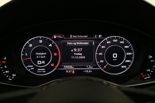 Audi A4 3,0 TDi 218 Sport Avant S-tr. billede 5