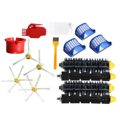 Brush Filter Kit Tool For IRobot Roomba 600 690 630 660 671 Vacuum Cleaner Parts