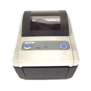 Sato-CG408DT-LAN-Barcode-Label-Tag-Direct-Thermal-Ethernet-USB-Printer