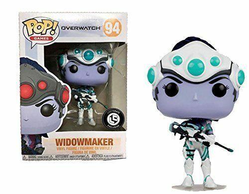 Funko 9301 Widowmaker Overwatch S1 Pop Figure Vinyl 849803093013 Toys NEW SEALED