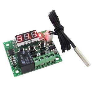 Digital-PID-DC-SSR-Thermostat-Temperature-Controller-PT100-Thermocouple-Sensor