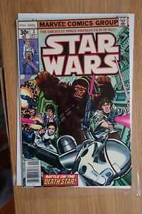 Marvel-Star-Wars-3-Sep-1977-Bronze-Age-Comic