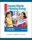 Consumer Behavior by J. Paul Peter, Jerry C. Olson (Paperback, 2010)