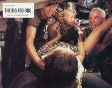 LEE MARVIN THE BIG RED ONE 1980 VINTAGE LOBBY CARD ORIGINAL #1 SAMUEL FULLER