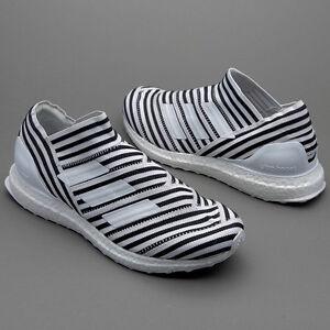 2adf0c548ab44 ADIDAS Nemeziz Tango 17+ Ultra Boost Zebra Size 10.5. CG3656 yeezy ...