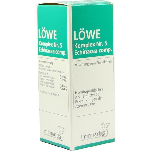 LÖWE KOMPLEX Nr. 5 Echinacea comp. Trop   100 ml   PZN1036247