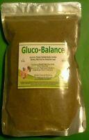 Gluco Balance Powder Herbs Hepatic Pancreas Sugar Hierbas Mexicanas Tea 16 Oz