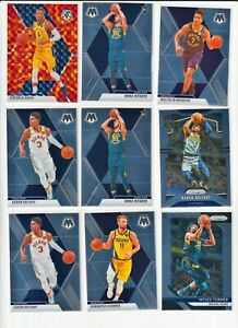 2019-20-Mosaic-Reactive-Orange-Prizm-Victor-Oladipo-Indiana-Pacers-55-Card-Lot