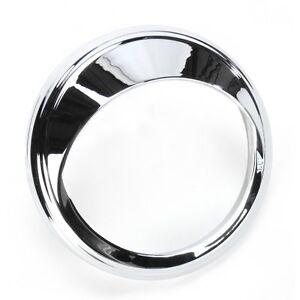 HARLEY-SOFTAIL-DYNA-ROAD-KING-Chrome-Speedo-Trim-Cover-Visor-Kuryakyn-112