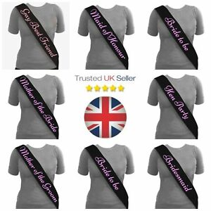 Hen-Party-Sashes-Bride-to-Be-Accessories-Hen-Party-Novelty-Girls-Team-Bride-ML