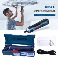 BOSCH GO Smart 3.6V Two-way Electric Screwdriver 6 Gears Cordless Rechargeable
