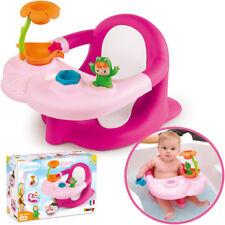 Smoby Cotoons Badesitz 2in1 (Pink) Babybadesitz Sitz Badewanne Mädchen NEU