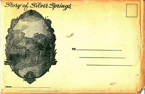 Shrine of the Water Gods Silver Springs Florida Carita Doggett Corse 1944 Book