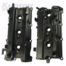 New Left & Right Side Engine Valve Cover For Altima Maxima Murano I35 3.5L 02-07