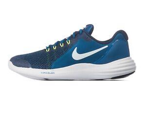 Details zu Nike Lunar Apararent (GS) Grau Größe 5 Laufschuhe Schuhe