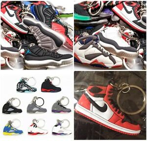 eb6a255c2a5c Image is loading 75-Jordan-Durant-Kyrie-Curry-Misc-Shoe-Keychains-