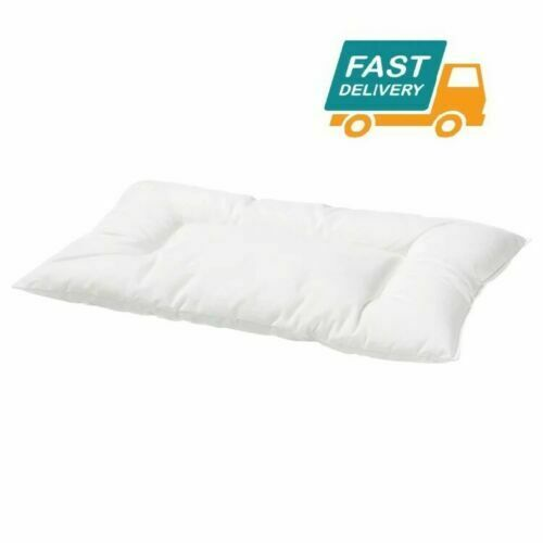IKEA LEN Pillow for Cot Nursery Bedding 35x55cm Tumble Dryer Safe