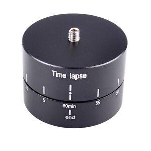 2x 360 ° 60min Zeitraffer Schwenk Stativ Mit Variabler Geschwindigkeit Für