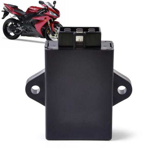 Motorrad 6 Pin CDI Zündmodul Zündbox Zündeinheit für Suzuki GN250 Chopper 12V DC