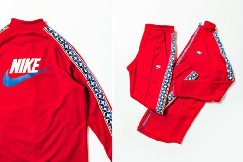 Nike Retro Inspired Tracksuit (Top and Bottom Incl