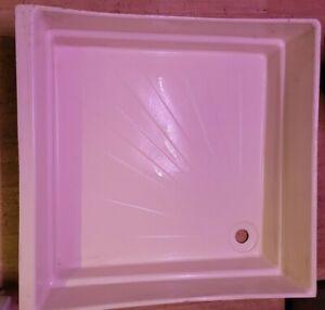 caravan motorhome shower tray