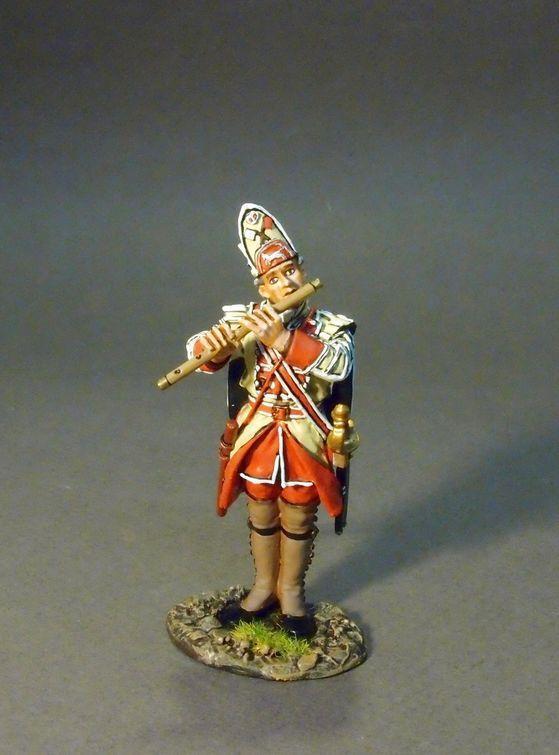 John Jenkins Ebenen Von Abraham QBLG-05 Britisch 22ND Regt 2 Grenadiere Brennen