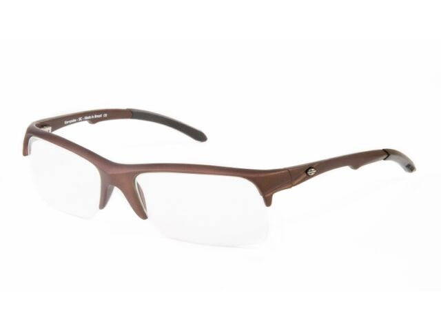 New Mormaii Itapua IV Unisex Eye Glasses Eyeglass Optical Eyewear Brown  Frame d06c6d77ff