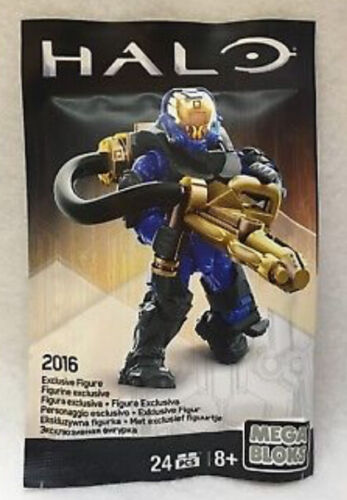 Mega Bloks Halo 2016 SDCC Exclusive Figure Microsoft
