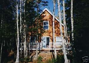 Ferienhaus am See in Kanda- Nova Scotia (Kings County)