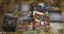 RISEN 2 DARK WATERS Special Edition Xbox 360 Pirate Video Game Complete with Map
