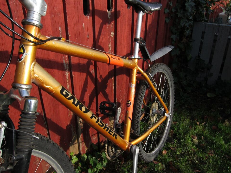Gary Fisher Marlin, hardtail, 18 tommer