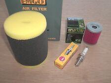 Tune up Kit Suzuki King Quad 300 Quadrunner 250 LT-F Oil Air Filter Spark Plug